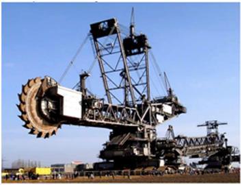Những thiết bị công nghiệp lớn nhất thế giới