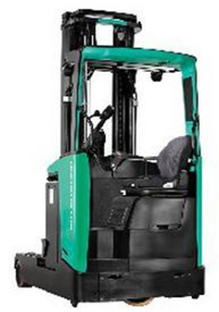 Sit-on Reach Trucks 1.4~2.5 ton