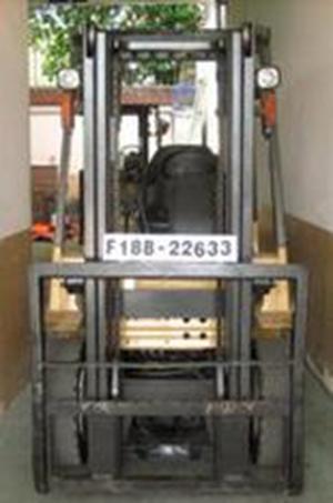 Xe nâng hàng FD25T/F18B-22633
